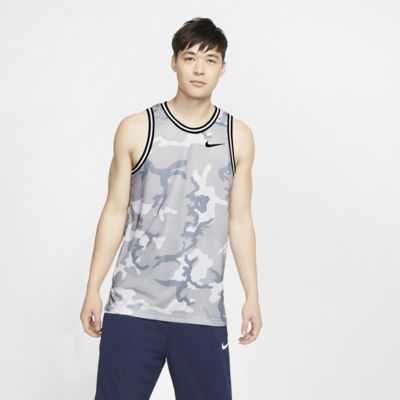Nike Dri-FIT DNA-basketballtrøje til mænd