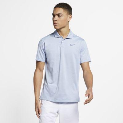 เสื้อโปโลกอล์ฟผู้ชาย Nike Dri-FIT Vapor