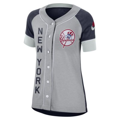 Nike Dri-FIT (MLB Yankees) Women's Baseball Jersey