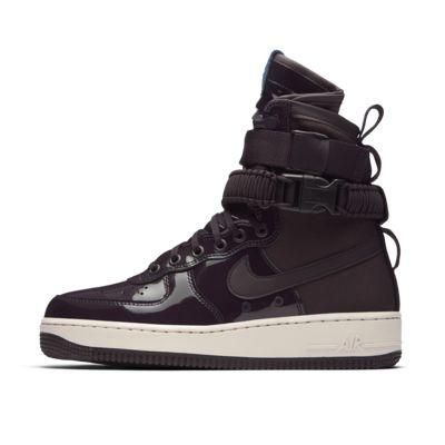Купить Женские кроссовки Nike SF Air Force 1 SE Premium Is Female
