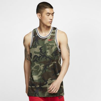 Мужское баскетбольное джерси Nike Dri-FIT DNA