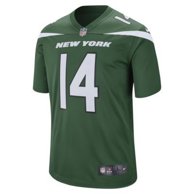 NFL New York Jets (Sam Darnold) Men's Game American Football Jersey