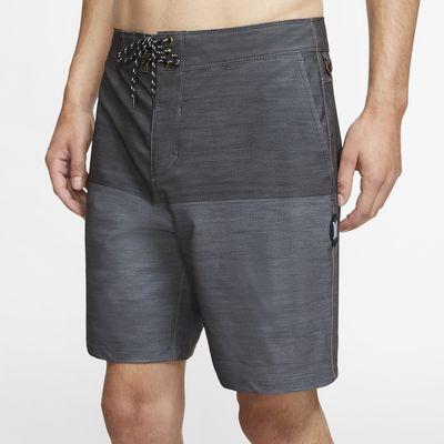 "Hurley Phantom Beachside Sano Men's 18"" Board Shorts"