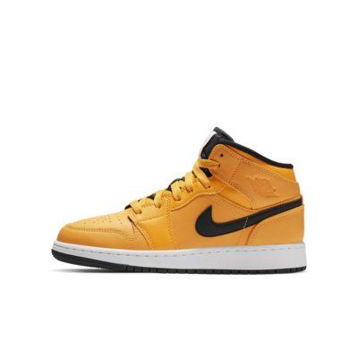 รองเท้าเด็กโต Air Jordan 1 Mid