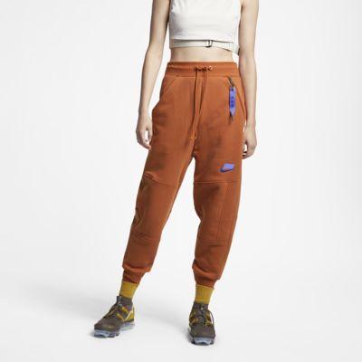 Pantalones de entrenamiento de vellón para mujer Nike Sportswear NSW