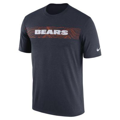 Nike Dri-FIT Legend Seismic (NFL Bears) Men's T-Shirt