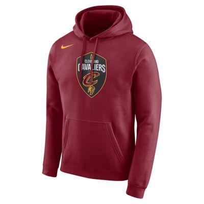 Sweat à capuche NBA avec logo Cleveland Cavaliers Nike pour Homme