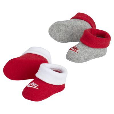 Nike Baby Booties (2 Pairs)