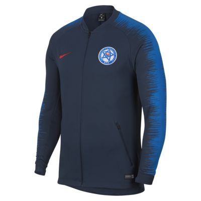 Slovakia Anthem Men's Football Jacket