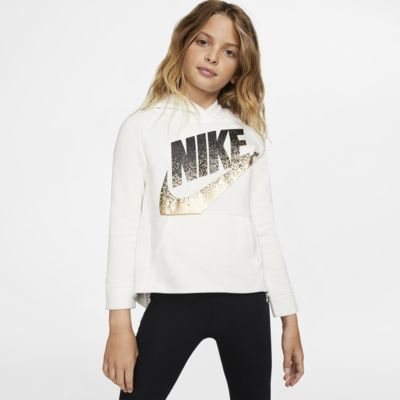 Nike Sportswear 幼童起绒连帽衫