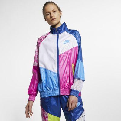 Chamarra de entrenamiento tejida Nike Sportswear NSW