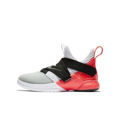 LeBron Soldier 12 SFG Big Kids' Basketball Shoe