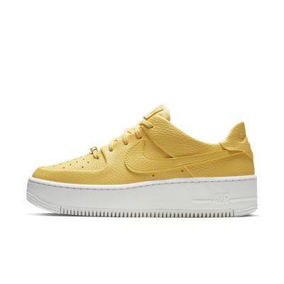 Skon Nike Air Force 1 Sage Low för kvinnor