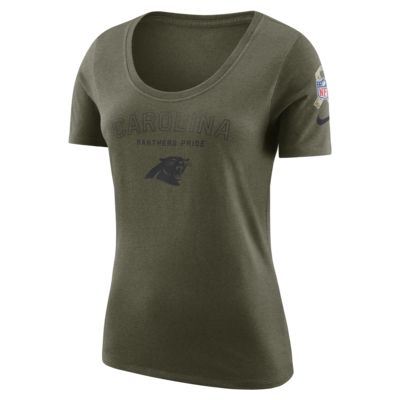 Nike Legend Salute to Service (NFL Panthers) Women's T-Shirt