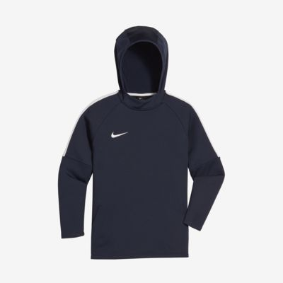 Nike Dri-FIT Academy Dessuadora amb caputxa de futbol - Nen