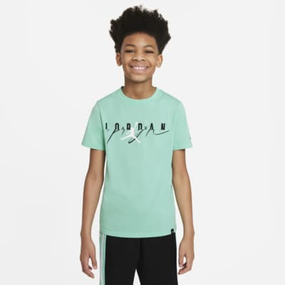T-shirt dla dużych dzieci (chłopców) Air Jordan