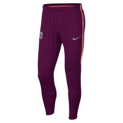 Pantalones de fútbol para hombre FC Barcelona Dri-FIT Squad