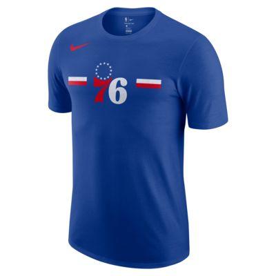 Philadelphia 76ers Nike Dri-FIT 男款 NBA T 恤
