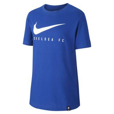 Nike Dri-FIT Chelsea FC Older Kids' Football T-Shirt
