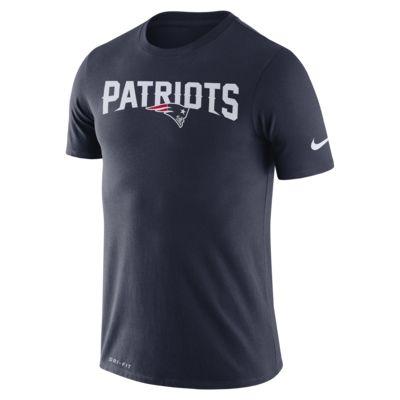 Nike Dri-FIT (NFL Patriots) Men's T-Shirt