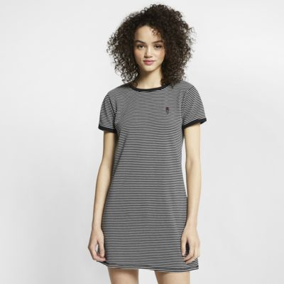 Randig klänning Hurley Rose för kvinnor