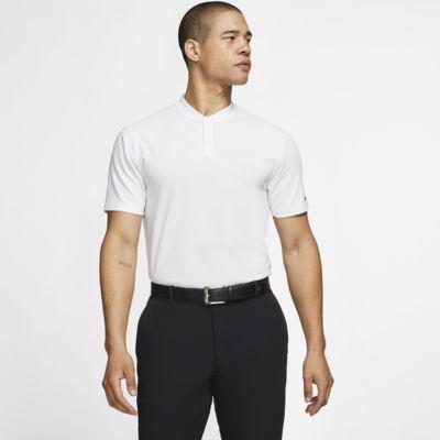 Męska koszulka polo do golfa Nike AeroReact Tiger Woods Vapor