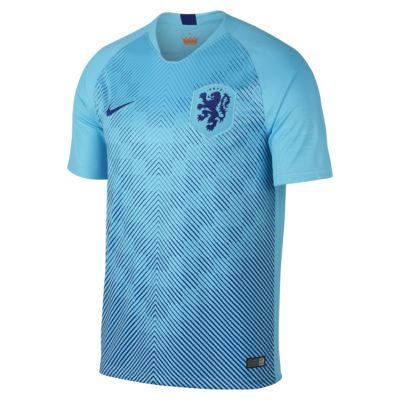 Camiseta de fútbol para hombre 2018 Netherlands Stadium Away