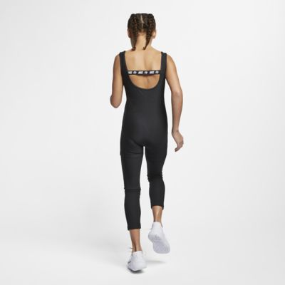 Nike Older Kids' (Girls') Training Bodysuit