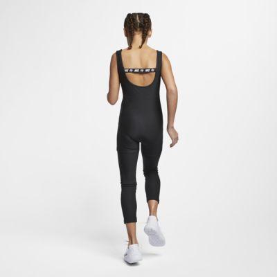 Träningsbody Nike för ungdom (tjejer)
