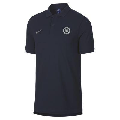Chelsea FC poloskjorte for herre