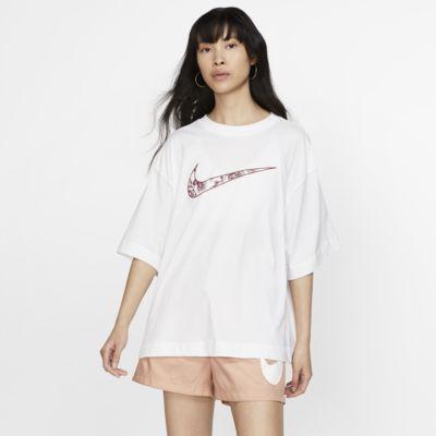 Haut à manches courtes Nike Sportswear Unité Totale pour Femme