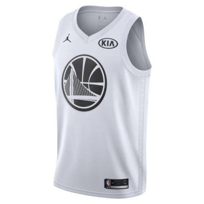 Мужское джерси Jordan НБА Stephen Curry All-Star Edition Swingman Jersey с технологией NikeConnect  - купить со скидкой