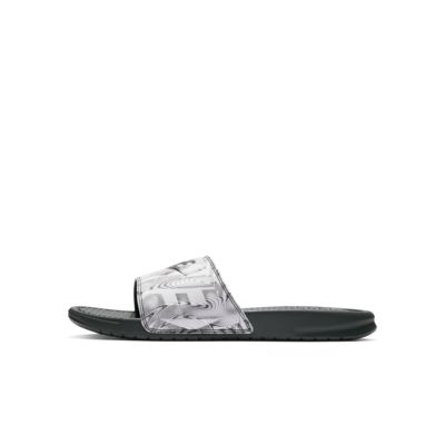 Claquette Nike Benassi JDI Printed pour Homme