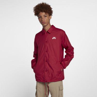 1032d9005ead Nike SB Shield Coaches Men s Jacket. Nike.com AT
