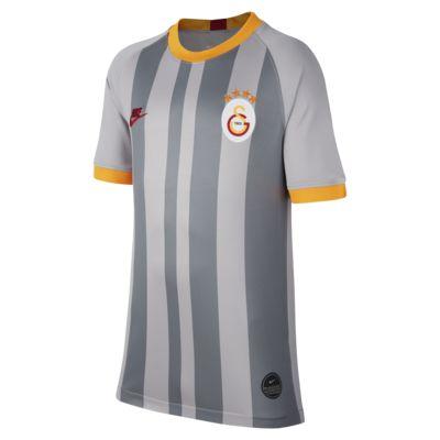 Koszulka piłkarska dla dużych dzieci Galatasaray 2019/20 Stadium Third