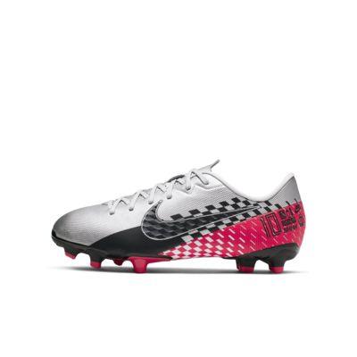 Chaussure de football multi-surfaces à crampons Nike Jr. Mercurial Vapor 13 Academy Neymar Jr. MG pour Enfant