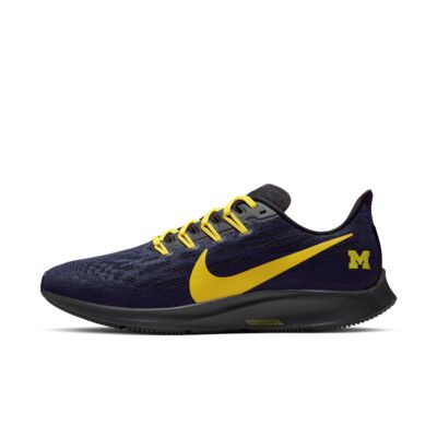 Nike Air Zoom Pegasus 36 (Michigan) Men's Running Shoe