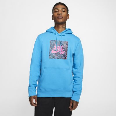Nike SB Skate-Hoodie mit Grafik für Herren
