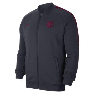 Мужская флисовая куртка FC Barcelona
