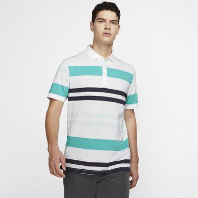 Nike Dri-FIT Player Polo de golf a rayas - Hombre