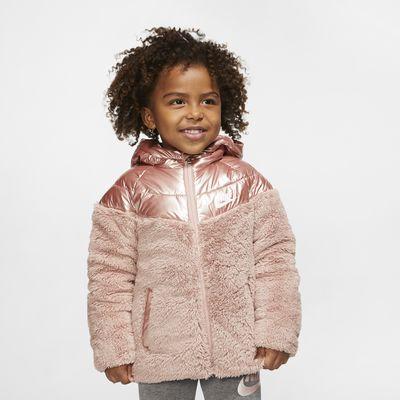 Nike Sportswear Toddler Sherpa Puffer Jacket