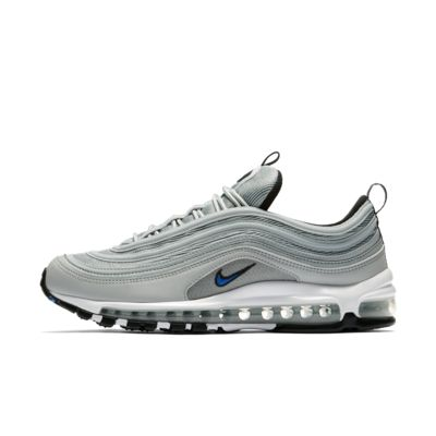 mens black and white air max 97 nz