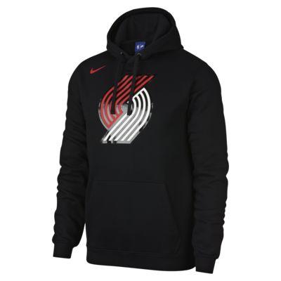 Portland Trail Blazers Nike Menu0026#39;s Fleece NBA Hoodie. Nike.com