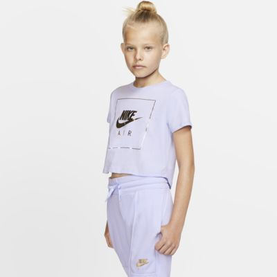 Nike Sportswear Big Kids' Crop Top