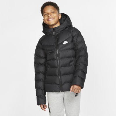 Nike Sportswear jakke av syntetisk fôring til store barn