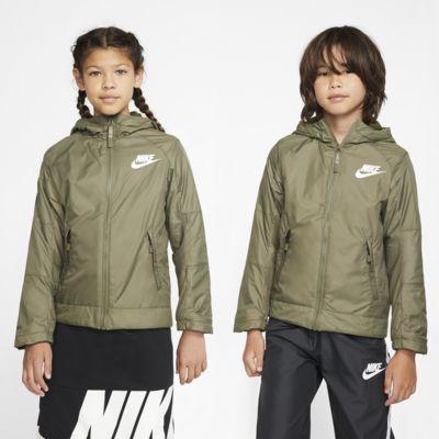Nike Sportswear jakke til store barn