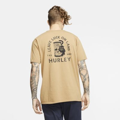 Hurley Panther Glass Men's Premium Fit T-Shirt