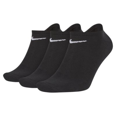 Nike Value No-Show Socks (3 pair)