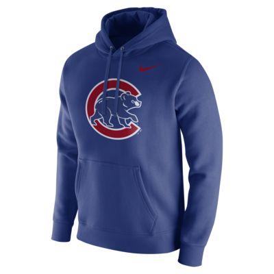 Nike Franchise (MLB Cubs) Men's Pullover Hoodie