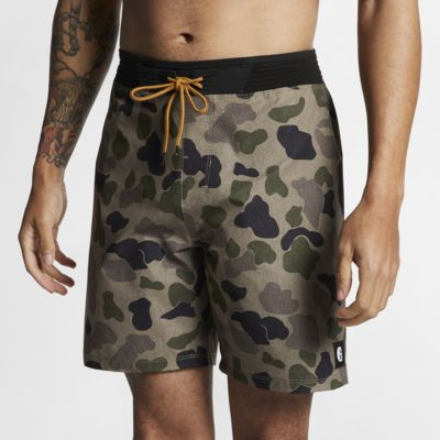 "Hurley x Carhartt Hyperweave  Men's 18"" Board Shorts"
